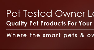Where The Smart Pets & Owners Shop