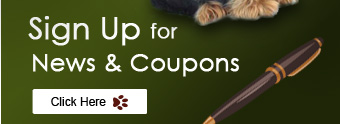 Sign Up for News & Coupons